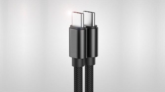USB-C 1 méter kábel