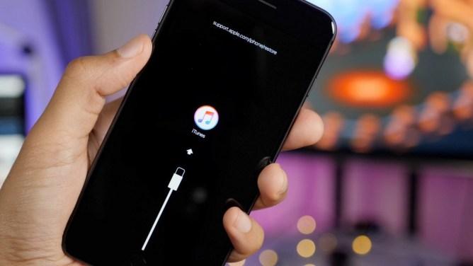 DFU mod iOS