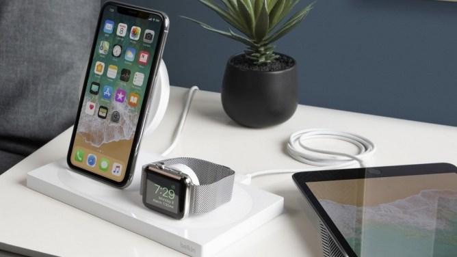 încărcare fără fir rapidă iPhone