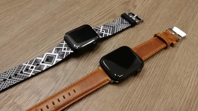 Apple Watch 4. generace - příslušenství