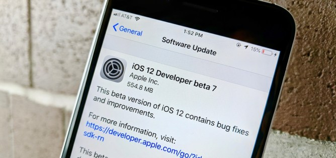 Jak se vrátit z beta verze iOS k ostré verzi