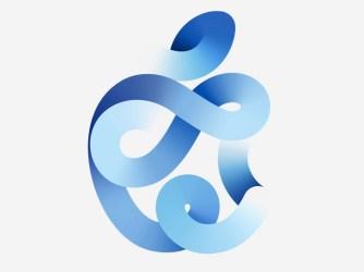 Uvodní grafika pro Apple Event 2020