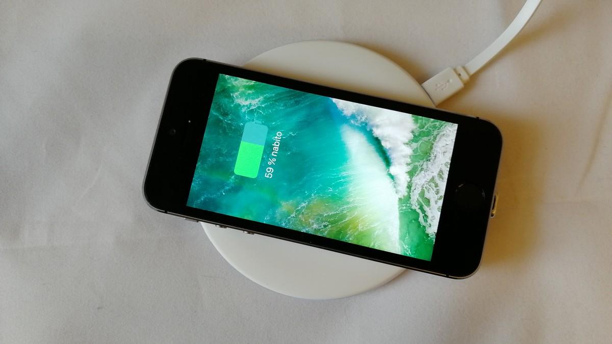 Vezeték töltő - iPhone