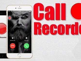 înregistrezi apeluri pe iPhone