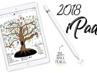 iPad 6a generație 2018 review