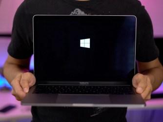 Windows pe Macbook