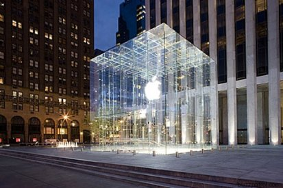 Apple store manhattan