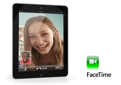 ipad facetime