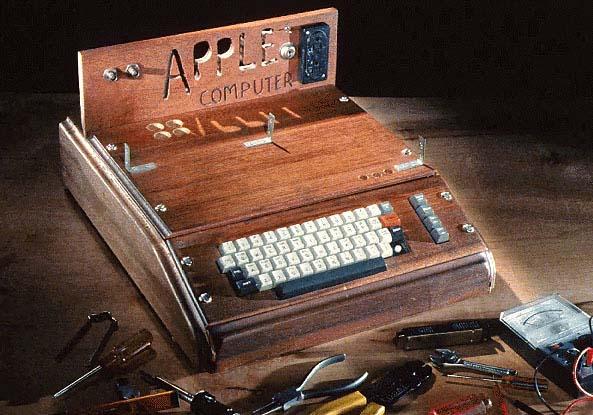 apple mac 1976 vendido