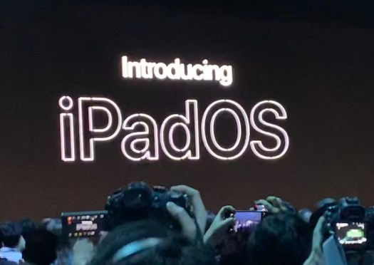 Launching iPadOS