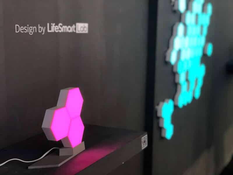LifeSmart Quantum light – představení