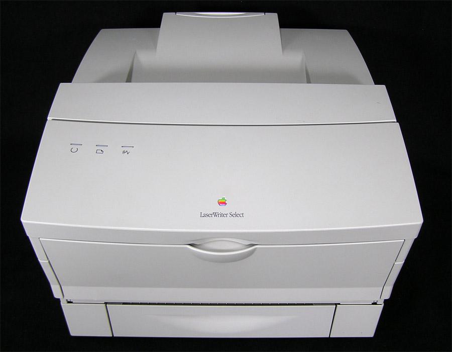 Apple computer laserwriter select 360 driver download.