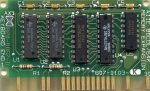 Apple IIe 80 Column/64K Memory Expansion (1986)