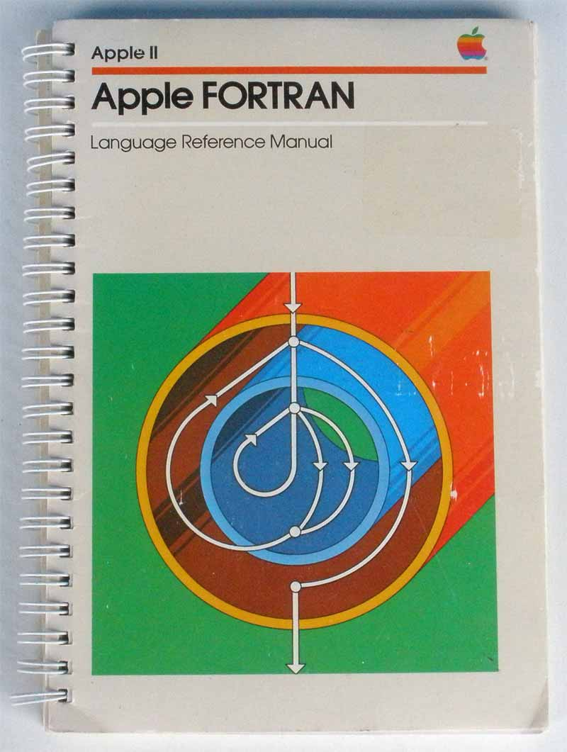 Apple fortran apple rescue of denver for Apple product book