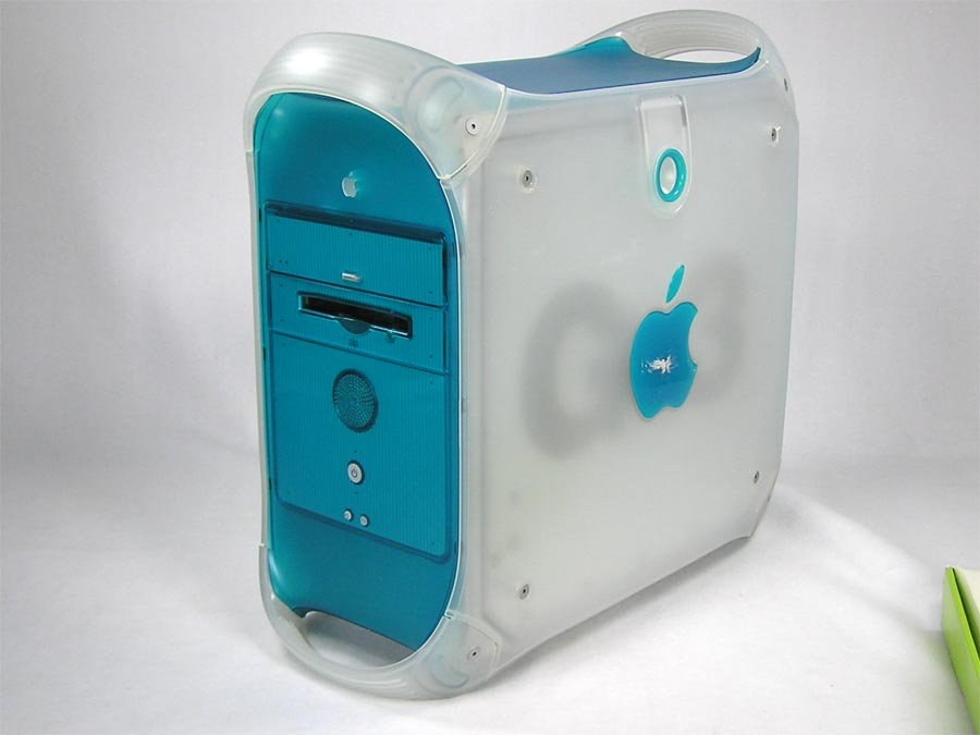 Macintosh Server G3 Blue Amp White Apple Rescue Of Denver