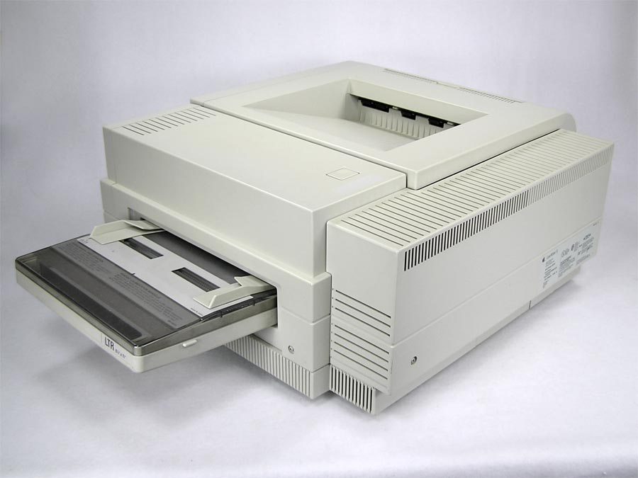 APPLE LASERWRITER NT DESCARGAR CONTROLADOR