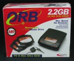 ORB Removable Media Drive