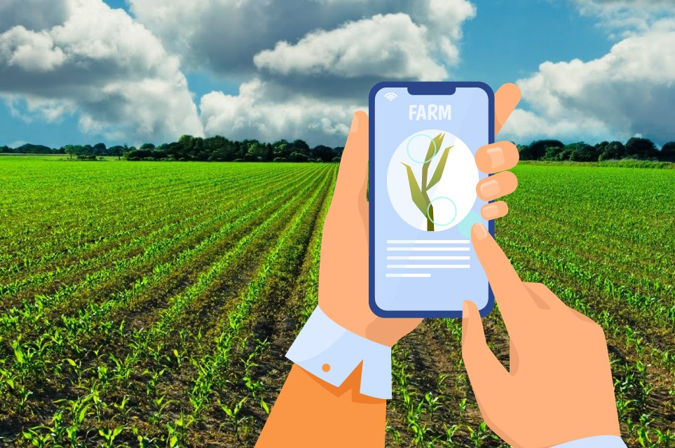 Impact of Mobile Apps on the Agriculture Industry