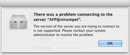 Mac Os X Lion Verbindingsproblemen Met Een Nas Appletips