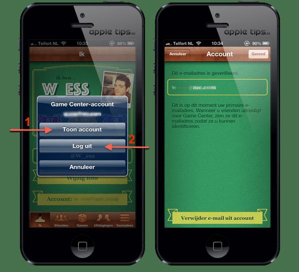 iOS: Game Center volledig uitschakelen - appletips
