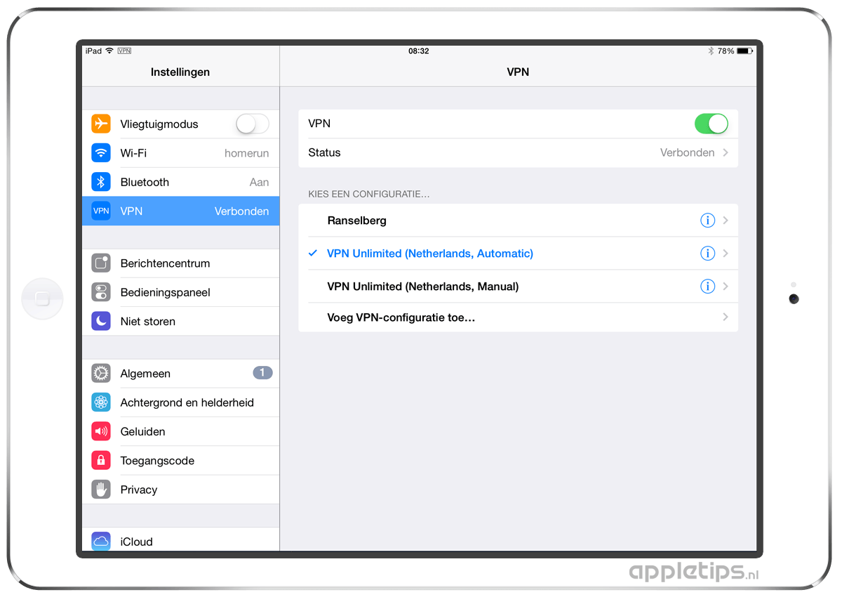 Vpn Unlimited Omzeilt Geografische Blokkades Appletips