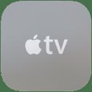 Apple TV 4 icoon