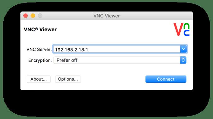Scherm van Raspberry Pi overnemen met een Mac - appletips