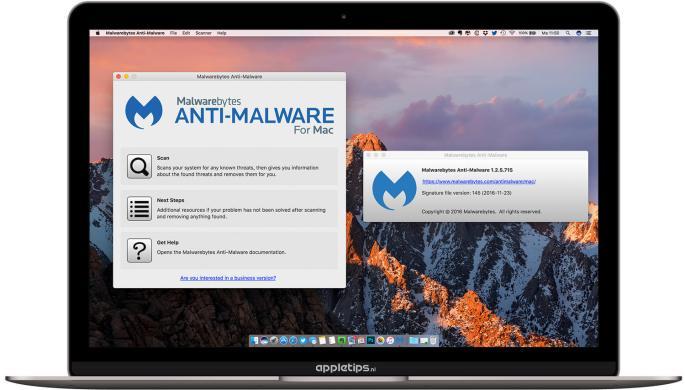 adware en malware verwijderen met anti-malware