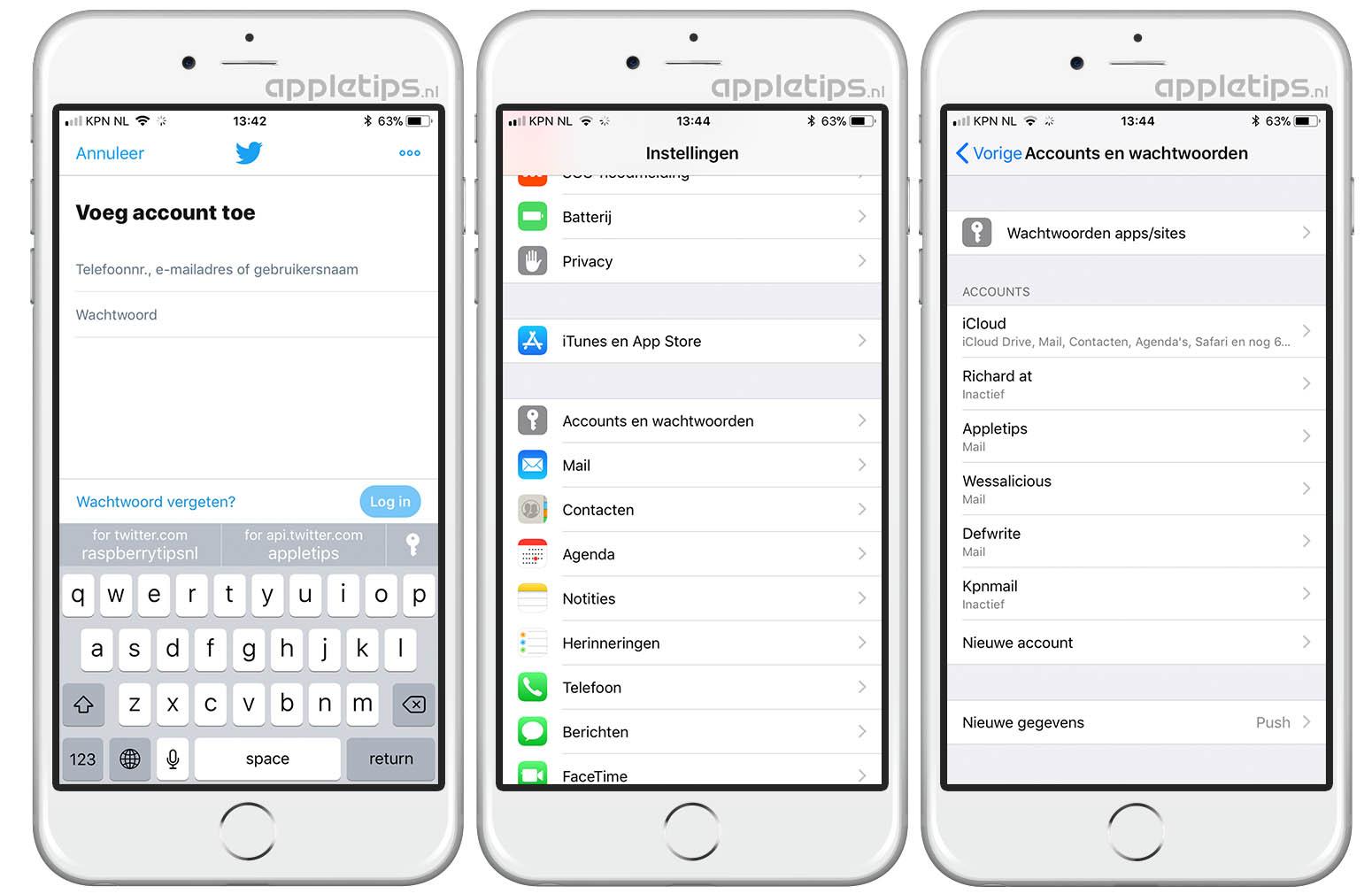 Hoe Kan Je Een Iphone 5 Nieuwe Account Opzetten