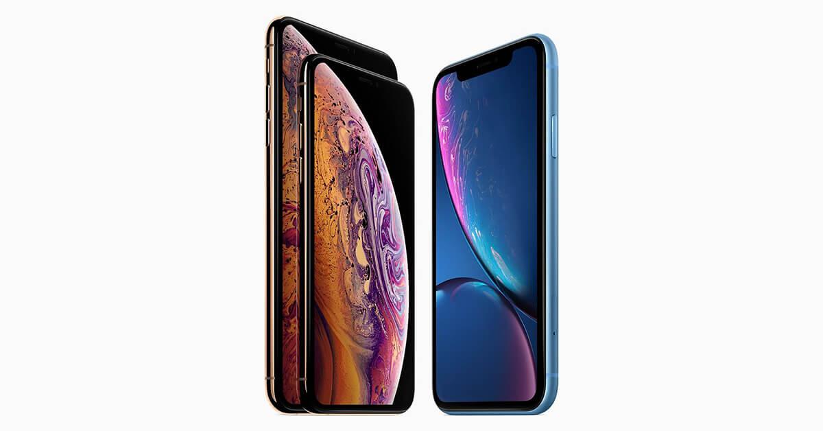 Verschillen Tussen Iphone Xs Iphone Xs Max En Iphone Xr Appletips