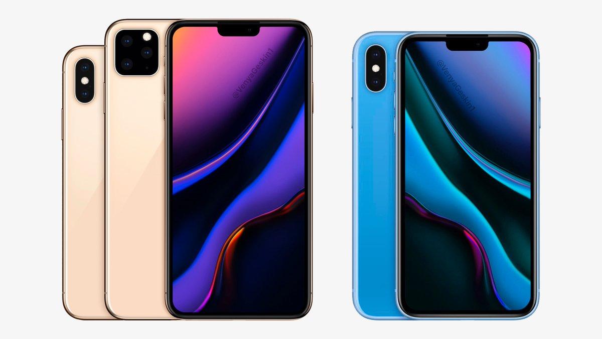 nieuwe iphone 2019 release