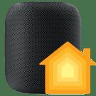 HomePod wekkers en timers bekijken, instellen en beheren via Woning-app