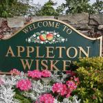 Appleton Wiske - Village Sign