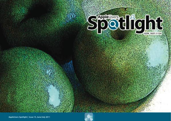 JunJul 2011 AppleUsers Spotlight Cover