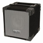 DJTECH Cube 50 Portable Rechargeable Speaker with Amplifier