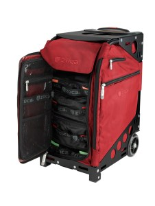 Zuca Pro Travel Case Open