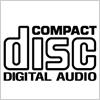 AUDIO-CDの規格ロゴ
