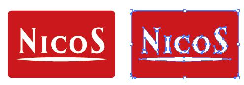 ニコスカード ロゴ