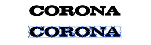 株式会社コロナのロゴマーク