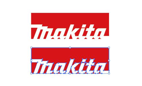 株式会社マキタ(Makita)のロゴマーク