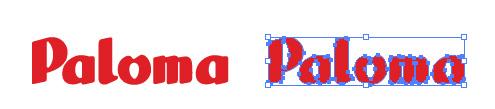 金属製品メーカー株式会社パロマのロゴマーク