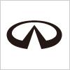 高級車ブランド、インフィニティ (INFINITI) のepsロゴ