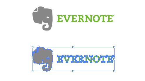 エバーノート(Evernote)のロゴアイコン