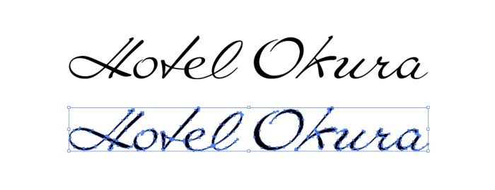 ホテルオークラ(Hotel Okural)のロゴマーク