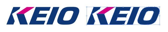 京王電鉄のロゴマーク