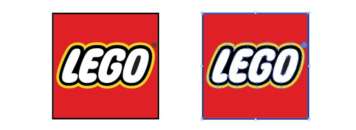 LEGO(レゴ)のロゴマーク