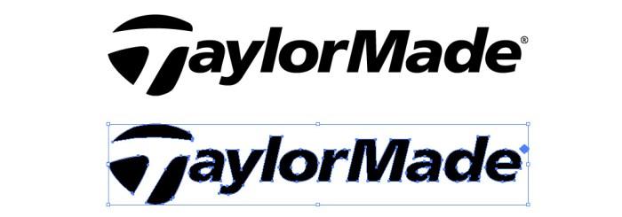 テーラーメイド テイラーメイド ゴルフ(TaylorMade Golf)のロゴマーク