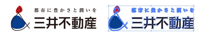 三井不動産のロゴマーク
