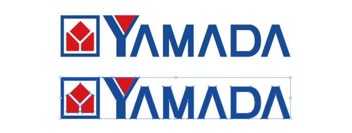 ヤマダ電機のロゴマーク