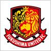 福島ユナイテッドFC(Fukushima United Football Club)のロゴマーク